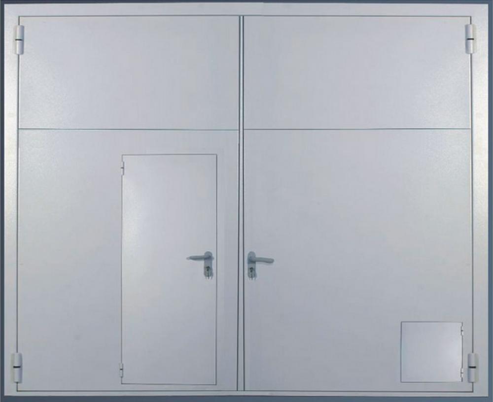 производство металлических дверей в красноярске